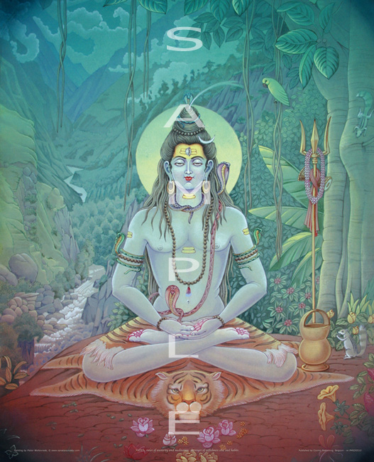 Meditation in hinduism and buddhism